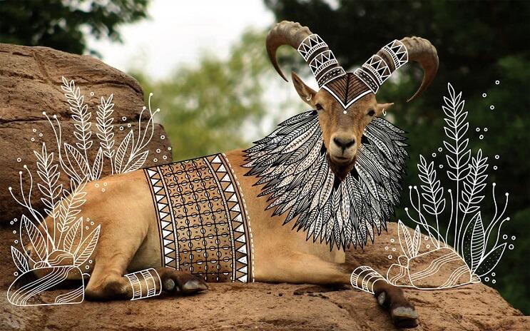 maravillosos-animales-convertidos-en-divertidos-doodles-ciervo