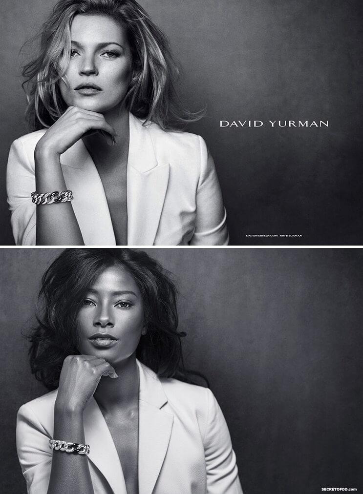 modelo-negra-recrea-campanas-hechas-por-mujeres-blancas-para-dar-un-importante-mensaje-david-yurman
