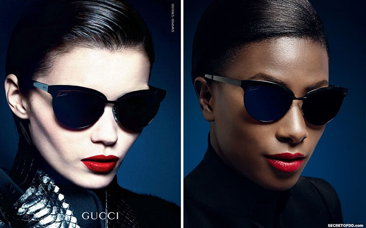 modelo-negra-recrea-campanas-hechas-por-mujeres-blancas-para-dar-un-importante-mensaje-gucci