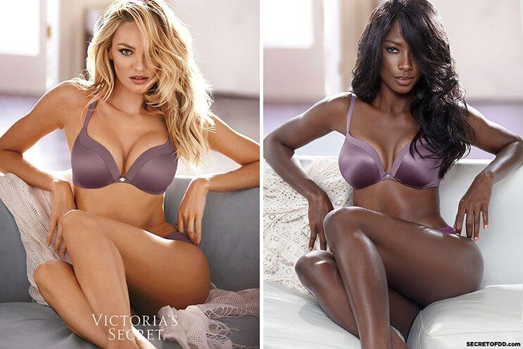 modelo-negra-recrea-campanas-hechas-por-mujeres-blancas-para-dar-un-importante-mensaje-victorias-secret