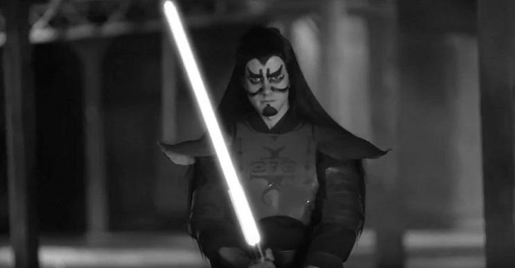 El film de Star Wars inspirado en Akira Kurosawa