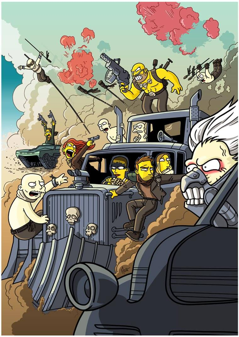 transformando-series-y-peliculas-al-estilo-de-los-simpson-mad-max