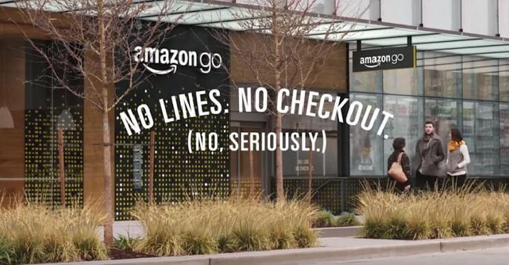 Una tienda en la que coges tu producto y te vas: Amazon Go