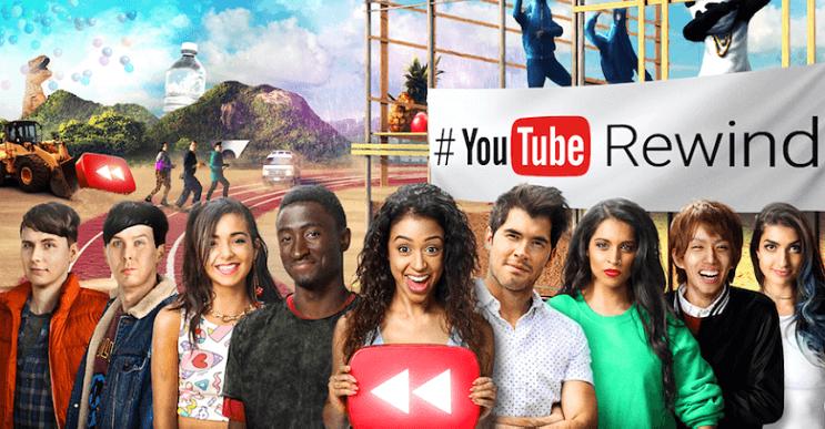 YouTube presenta lo mejor de su plataforma en este 2016