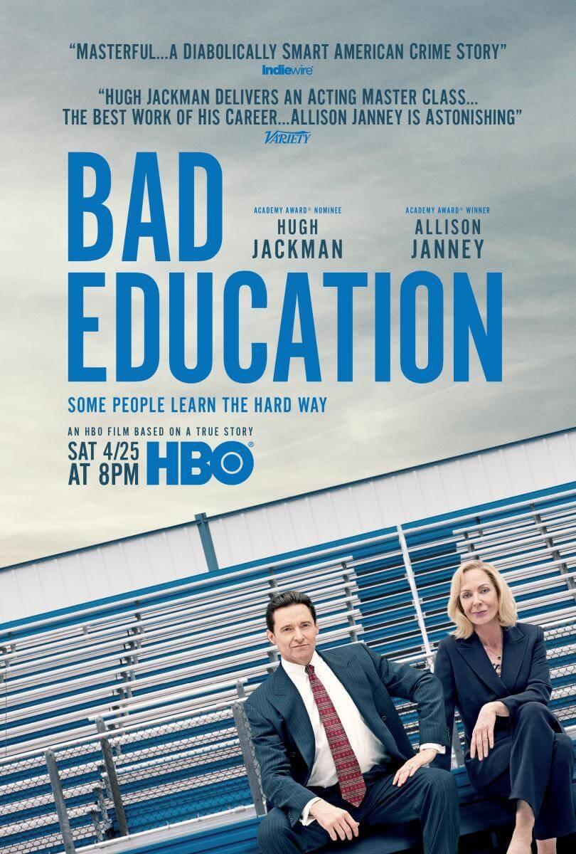 bad education pelicula de estafas