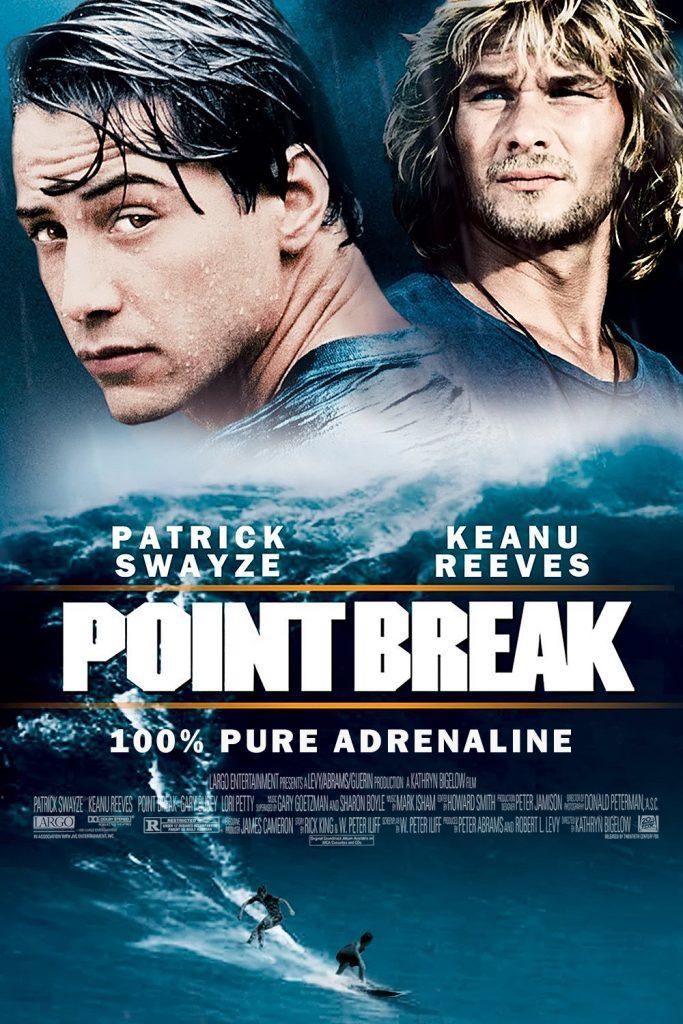 point break peliculas de robos