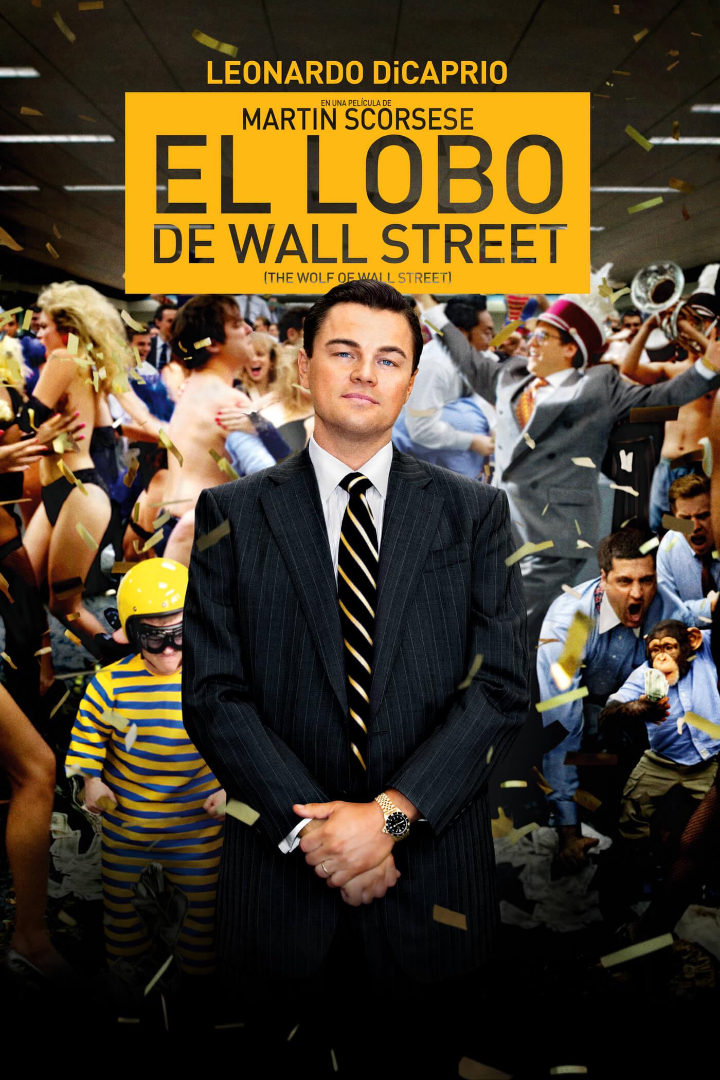 Lobo de Wall Street pelicula de robo