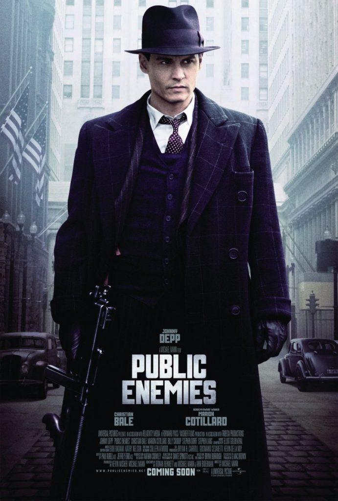 enemigos publicos películas de robos y estafas