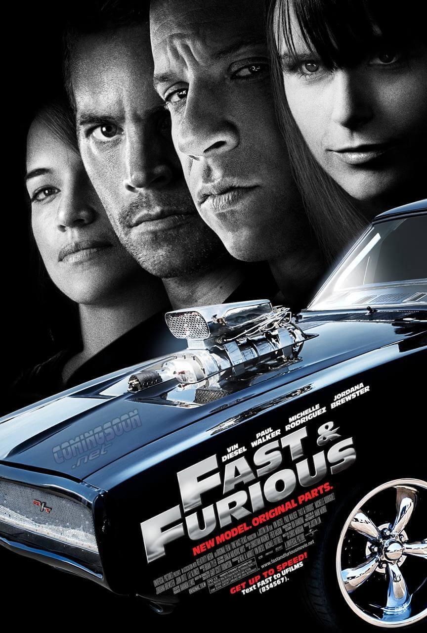 fast and furious peliculas de robos