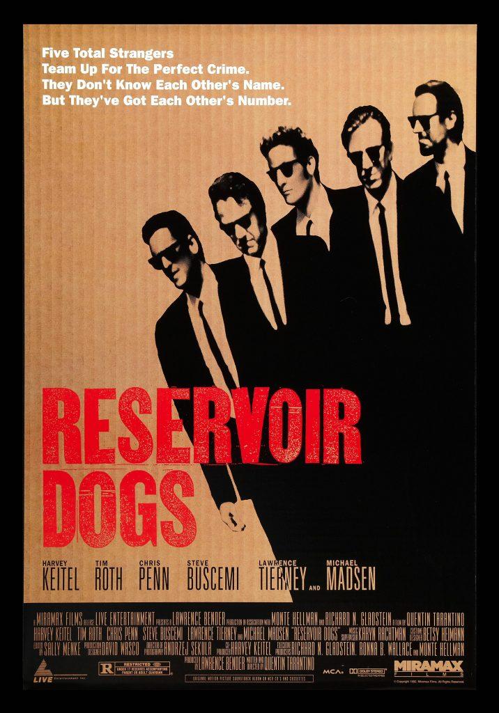 reservoir dogs pelicula de robos y estafas