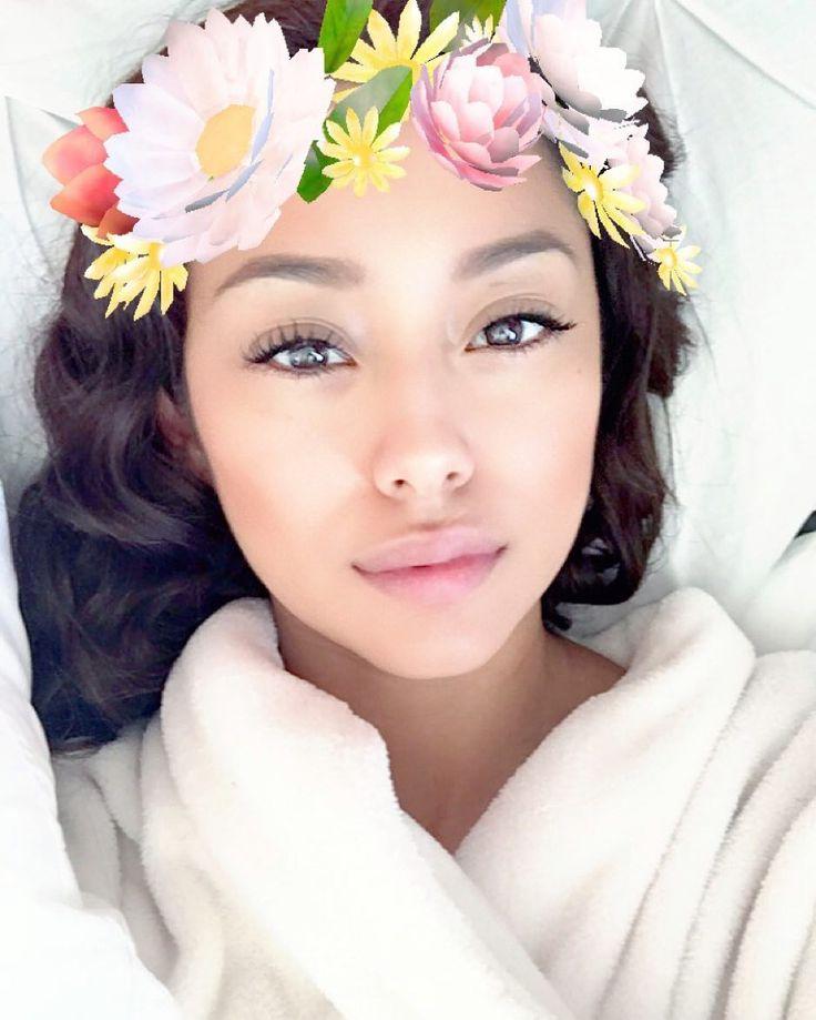 filtro corona de flores