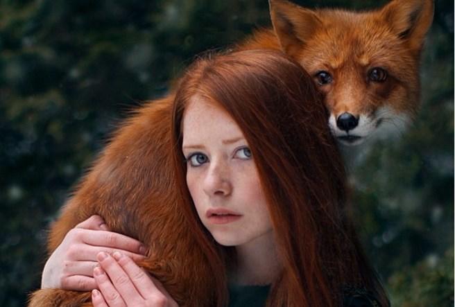 Personas y animales salvajes fotograf a de katerina plotnikova - Animales con personas apareandose ...