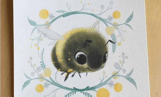 Tiernas Ilustraciones De Animales Hechas Por Syd Hanson