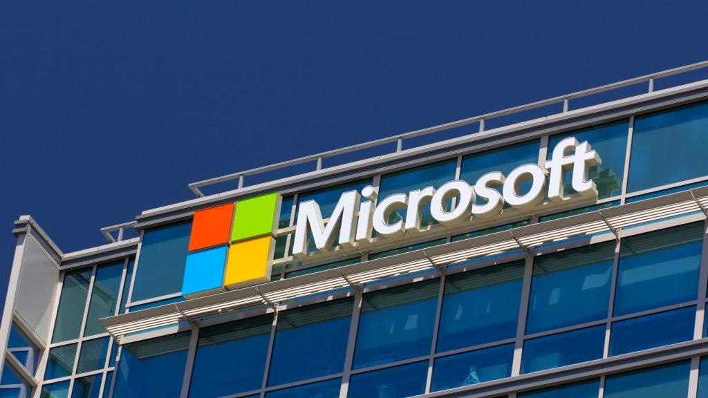 Microsoft se sitúa en el tercer puesto de la lista.