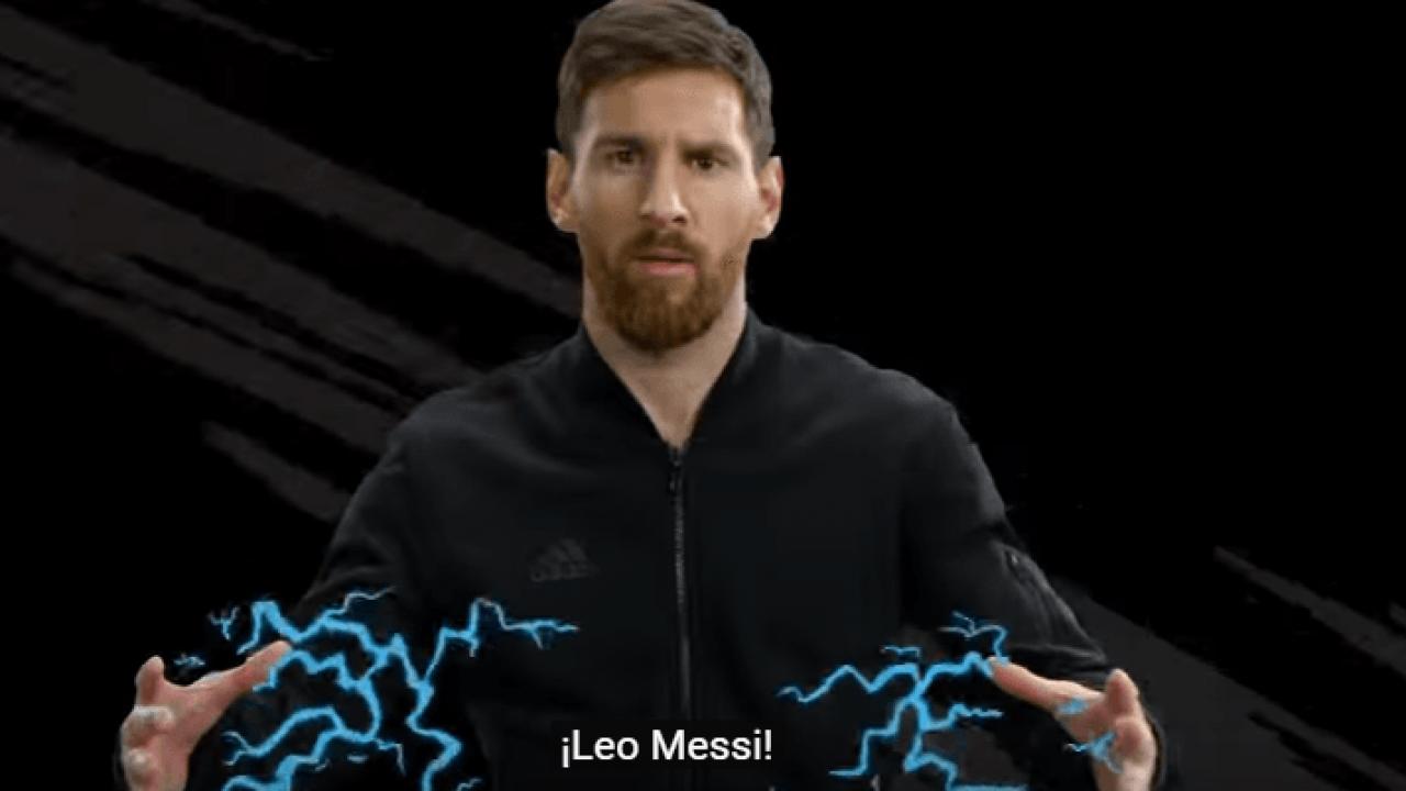 Apretar detergente morfina  Messi, Pogba, Suárez y Firmino son los nuevos protagonistas del anuncio de  Adidas