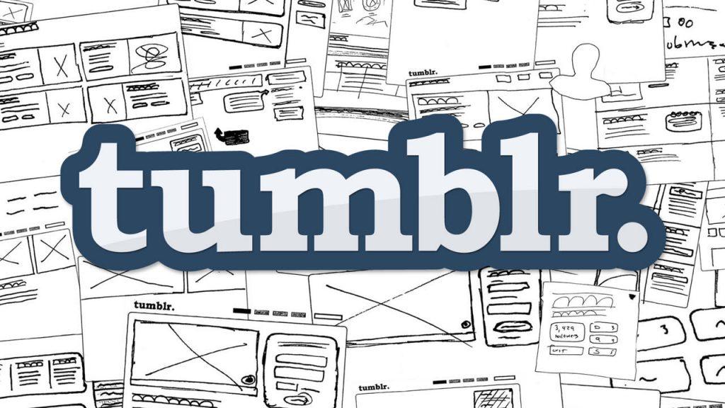 tumblr aplicaciones usadas por adolescentes
