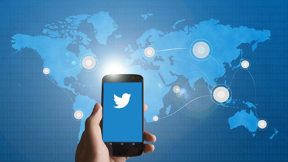 twitter aplicaciones usadas por adolescentes