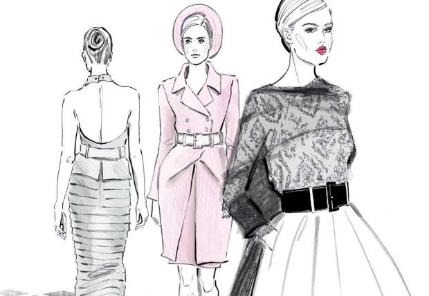 9c5e1f7900 Los 10 mejores ilustradores de moda contemporánea más famosos del mundo