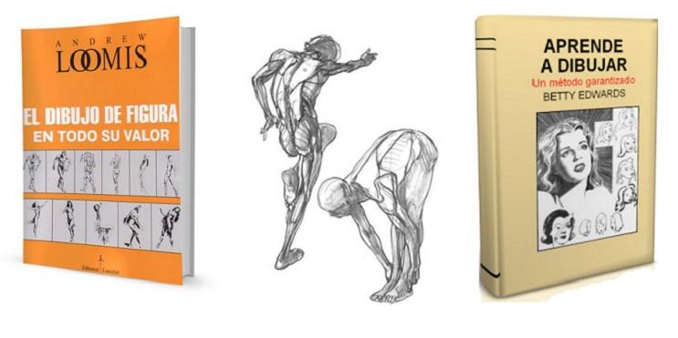10 Libros De Dibujo Artistico Y Tecnico Para Aprender A Dibujar A