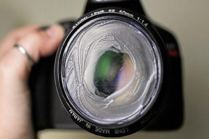 vaselina para fotografía
