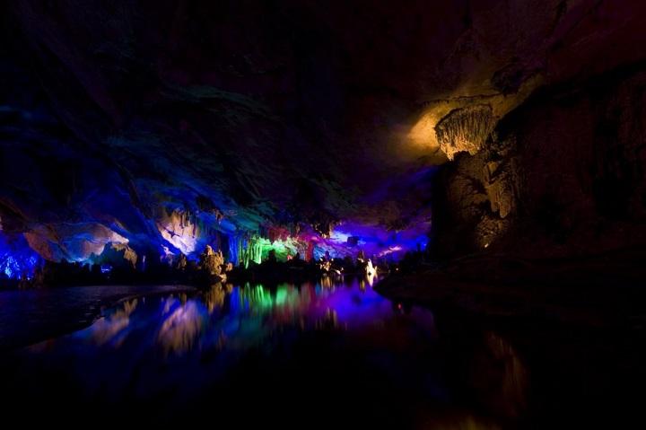 correcta configuracion de camara para fotos de cuevas