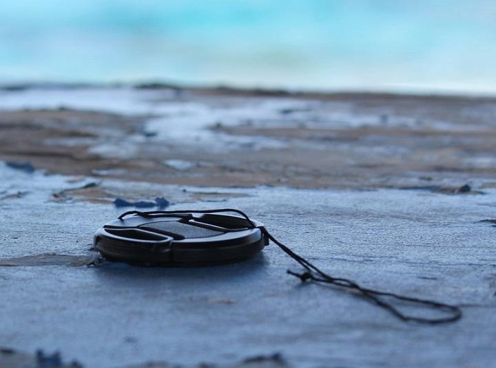 protege tu equipo fotográfico para evitar que se estropee