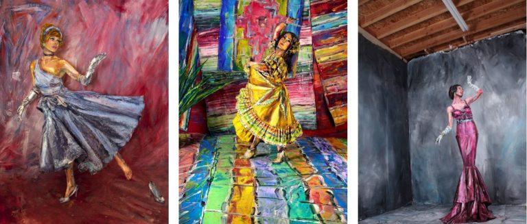 Las 10 mejores t cnicas de pintura y dibujo realizadas por artistas contempor neos - Mejor pintura plastica ...