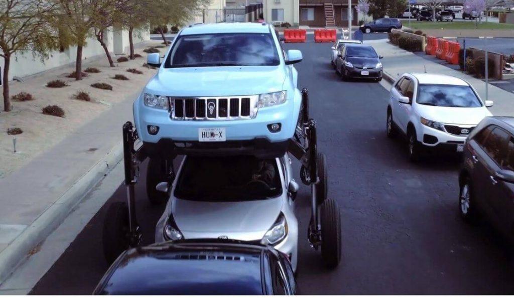 Hum Rider objeto tecnologico moderno