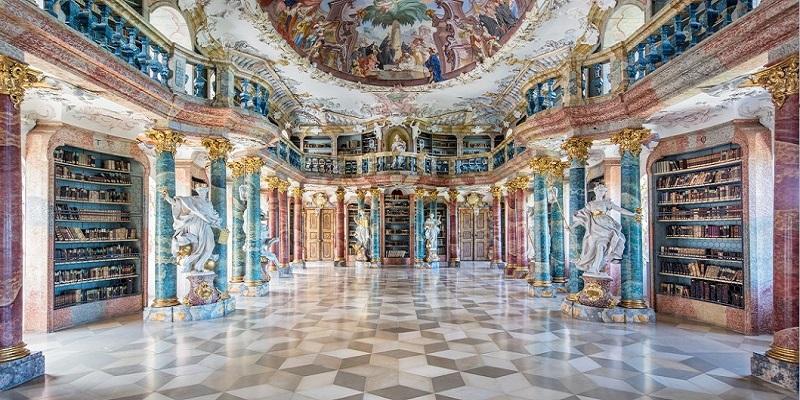 Fotos De Las Bibliotecas Más Bonitas Del Mundo Por Reinhard Görner últimas Noticias De La Actualidad Noticias Virales Mott