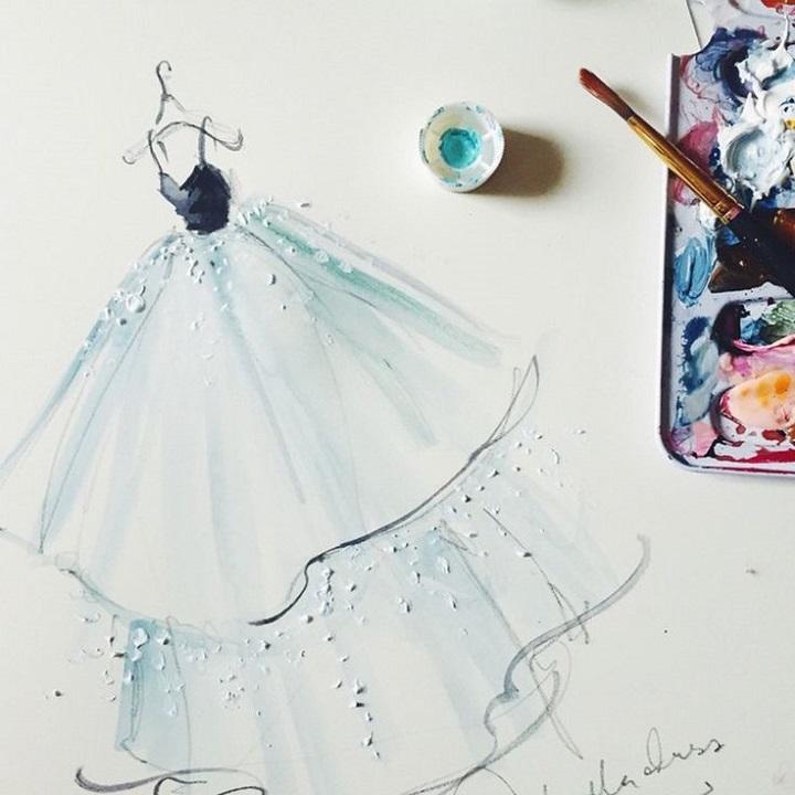 Técnicas De Dibujo Con Acuarela Para Principiantes