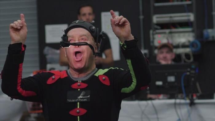 tecnología de Spinifex concierto elton john