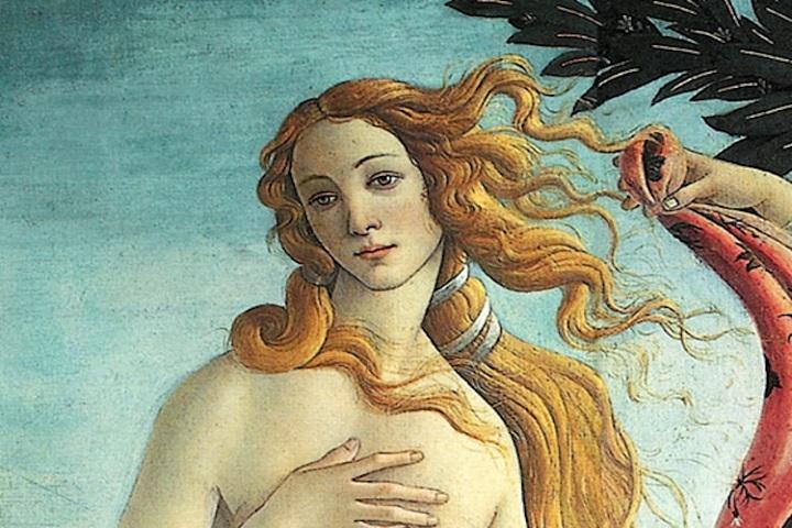 Analisis De La Pintura De Botticelli El Nacimiento De Venus
