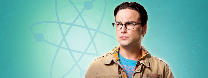 leonard en the big bang theory
