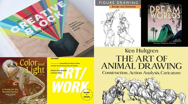 10 Libros De Dibujo Artistico Que Todo Dibujante Debe Tener Ultimas Noticias De La Actualidad Noticias Virales Mott