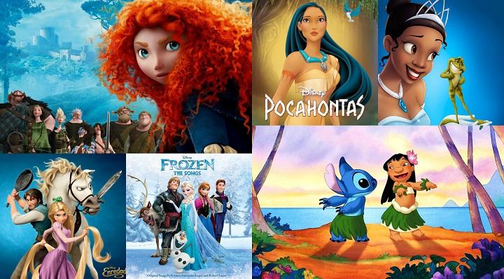 el libro de la selva datos curiosos de películas de Disney