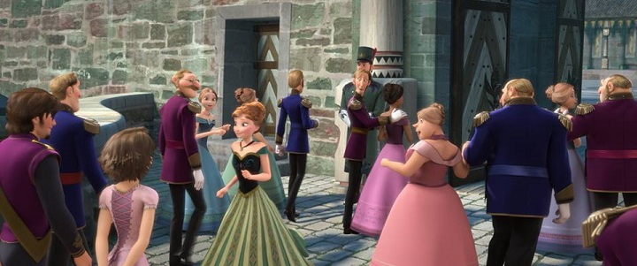 frozen datos curiosos de Disney