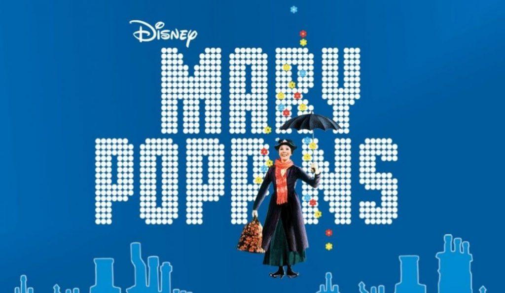 mary poppins pelicula disney con mas oscars