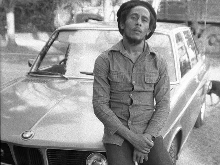 despliegue musical Bob Marley