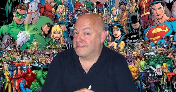 Brian Michael Bendis DC comics