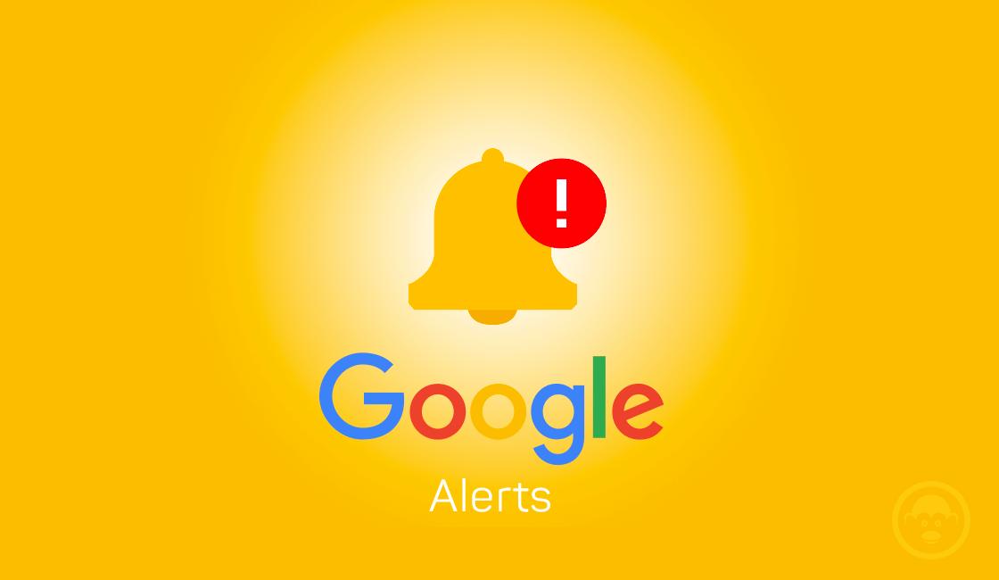 Logo Google Alerts herramienta gratuita