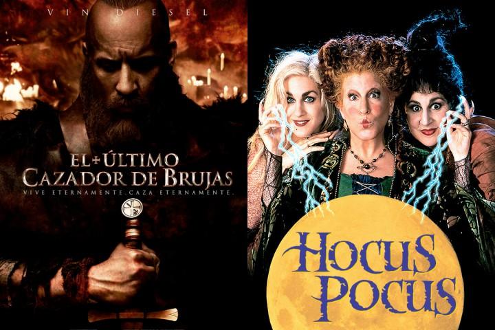 películas de brujas en Netflix