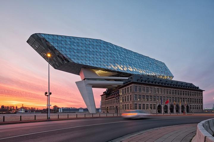 8 formas de fotografiar edificios arquitectónicos modernos