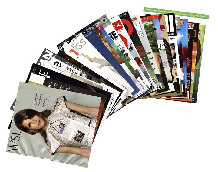 revistas para la inspiración