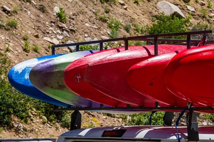 composicion de tablas de surf
