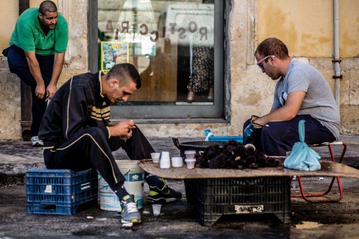 foto de chicos en la calle
