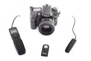 modos de disparo de una camara fotografica
