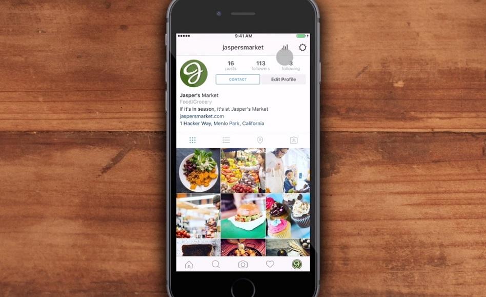 perfil de instagram para empresas
