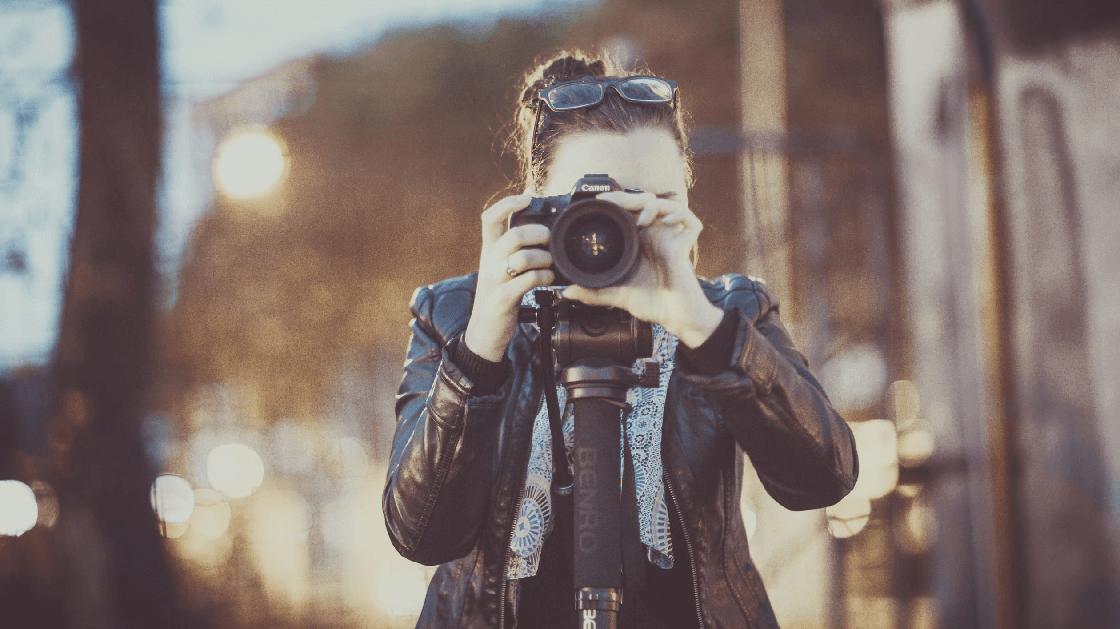 creativo e innovador cualidades de un fotógrafo profesional