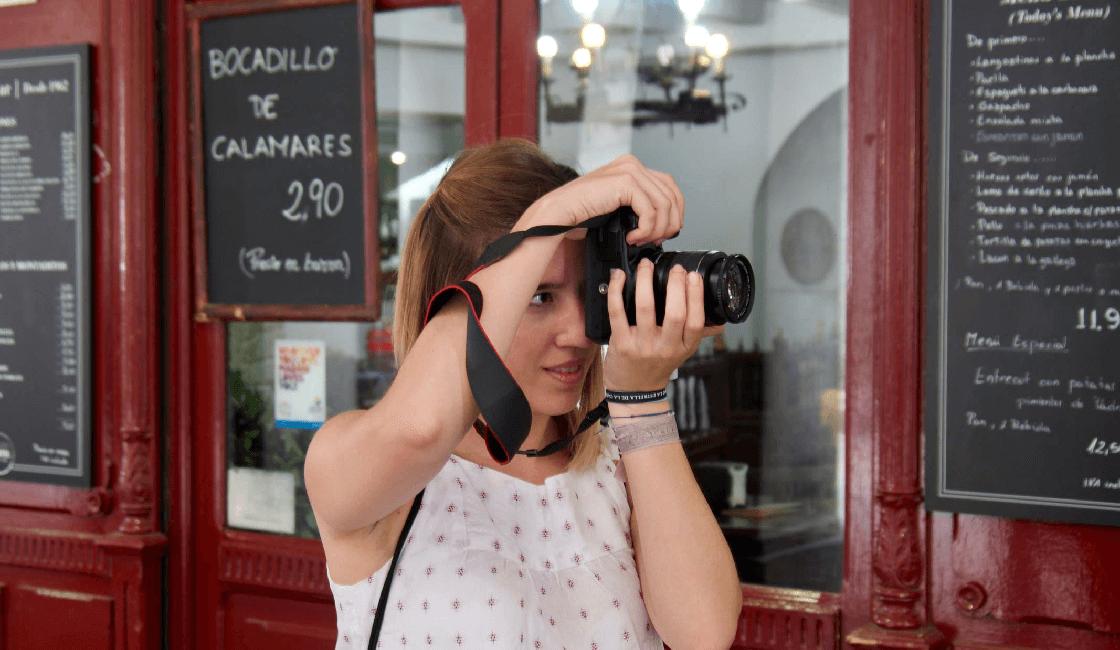 cualidades de un fotógrafo profesional conocer conceptos basicos de fotografia