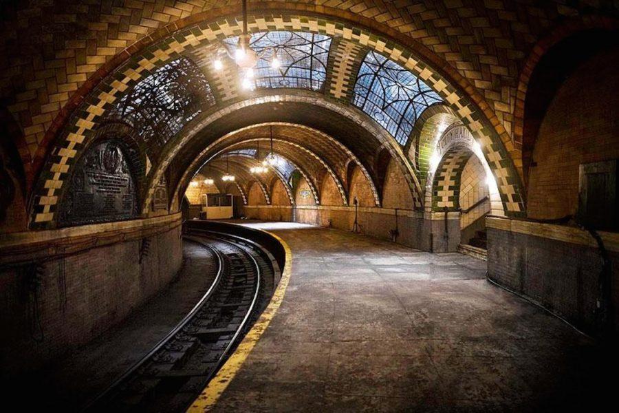 Estación del Ayuntamiento Nueva York, EEUU